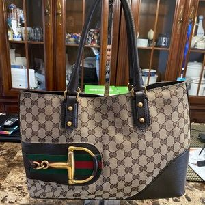 🌹SOLD🌹Gucci Satchel/tote